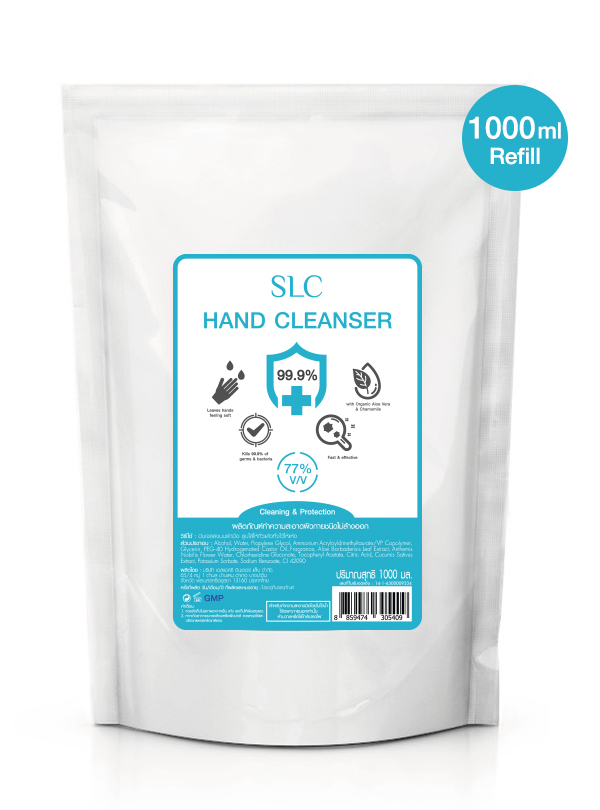 SLC Hand Cleanser Refill 1000 ml